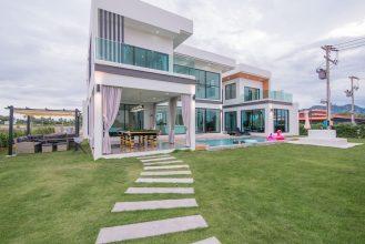 ภาพบรรยากาศบ้านพัก The Summer Pool Villa Cha-am หัวหิน-2